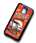 KOOLART PETROLHEAD SPEED SHOP Design For New BMW MIni Cooper Tuning Case Cover Fits Samsung Galaxy S5